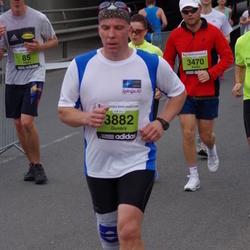 24. Nordea Riia maraton - Aigars Lībergs (85), Roman Krasnevskiy (3470), Gunārs Kauliņš (3882)