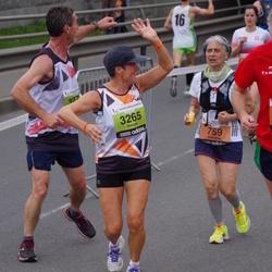 24. Nordea Riia maraton - Adalgisa Carbotta (759), Simone Lopez (3265)