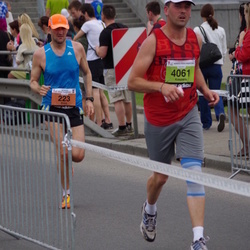 24. Nordea Riia maraton - Brets Pirtnieks (223), Kaspars Kovkājevs (4061)