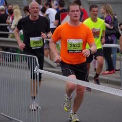 24. Nordea Riia maraton - Andris Petrevics (2632), Jonas Åman (2864)