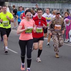 24. Nordea Riia maraton - Mārtiņš Sirmais (1546), Andris Petrovs (3091), Uldis Pormeisters (5011)