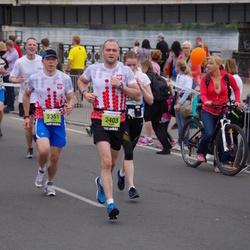24. Nordea Riia maraton - Adam Wąsiewicz (2351), Paweł Młyńczyk (2403)