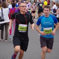 24. Nordea Riia maraton - Ainārs Brahmanis (4601), Arturs Miezis (4857)