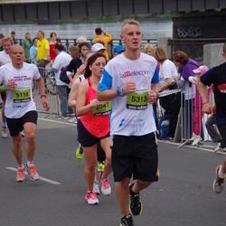 24. Nordea Riia maraton - Maria Suokas (3047), Aleksejs Belokopitovs (5118), Oskars Seilis (5313)