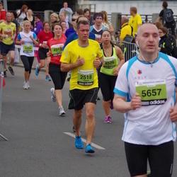 24. Nordea Riia maraton - Aigars Sildars (2518), Tarass Počtarenko (5657)