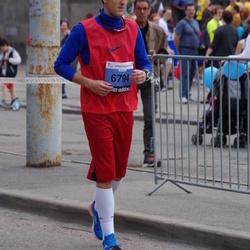 The 24th Nordea Riga marathon - Vadims Ņefjodovs (6794)