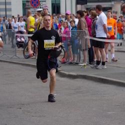 The 24th Nordea Riga marathon - Juris Jasāns (20926)