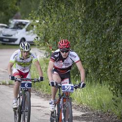MySport MTB KAUSS 2014, 2. posms - Kristaps Kipurs (6), Rolands Zarītis (59)