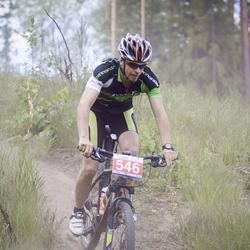 MySport MTB KAUSS 2014, 2. posms - Jānis Ratnieks (546)