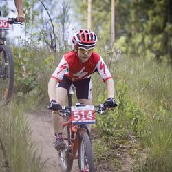 MySport MTB KAUSS 2014, 2. posms - Bruno Binovskis (514)