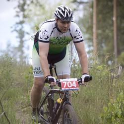 MySport MTB KAUSS 2014, 2. posms - Zigmārs Valtmanis (704)