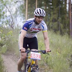 MySport MTB KAUSS 2014, 2. posms - Vladimirs Starčenko (682)