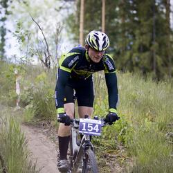 MySport MTB KAUSS 2014, 2. posms - Deniss Evarts (154)