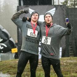 Tough Viking Oslo - Paul Sebastian Hornes Holand (59), Thomas Furulund Wigvoll (60)