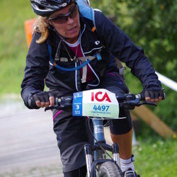 Cycling 45 km - Camilla Sandberg (4497)