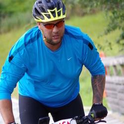 Cycling 45 km - Johan Levén (5913)