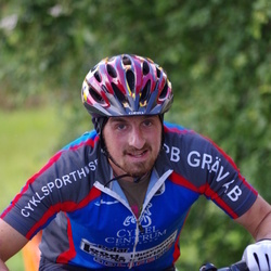 Cycling 45 km - Stefan Sillén (5725)