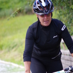 Cycling 45 km - Marlen Andersson (5398)