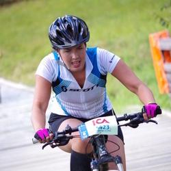 Cycling 45 km - Stina Lindberg (5423)