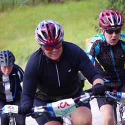 Cycling 45 km - Helena Östman (5451)