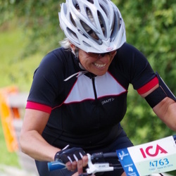 Cycling 45 km - Karin Wallner (4763)