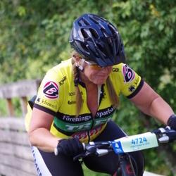 Cycling 45 km - Ewa-Karina Sahlqvist (4724)