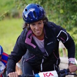 Cycling 45 km - Victoria Bodén (5621)