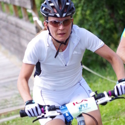 Cycling 45 km - Kristiina Mellin (4757)