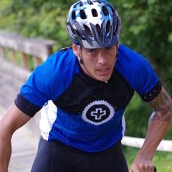 Cycling 45 km - Magnus Rosén (6024)