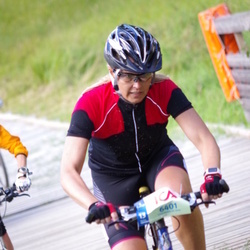 Cycling 45 km - Jessica Cedervall (6401)