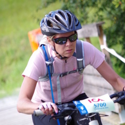 Cycling 45 km - Erika Olsson (5700)