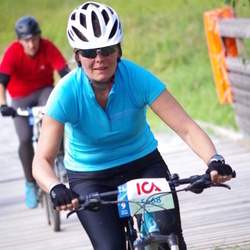Cycling 45 km - Caroline Bjerselius Berlin (5668)