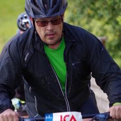 Cycling 45 km - Thomas Östberg (5101)