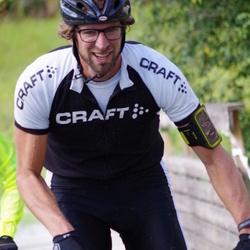 Cycling 45 km - Erik Johansson (6488)