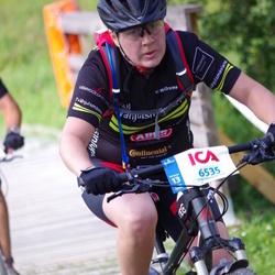 Cycling 45 km - Johanna Ökvist (6535)