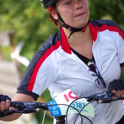 Cycling 45 km - Tanya Mattsson (5387)