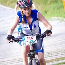 Cycling 45 km - Emelie Anastasio (5538)