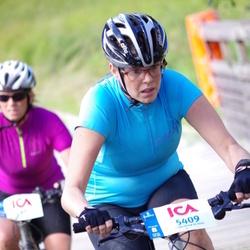 Cycling 45 km - Jessicka Strandell (5409)