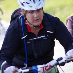 Cycling 45 km - Benedicte Røhme (4807)