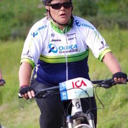 Cycling 45 km - Astrid Ahnlund (6086)