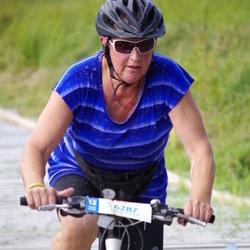 Cycling 45 km - Marianne Fastesson (6287)