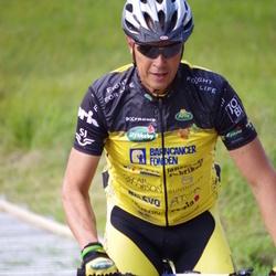 Cycling 45 km - Fredrik Lindman (6581)