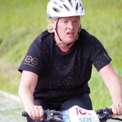 Cycling 45 km - Lina Fernström (6220)