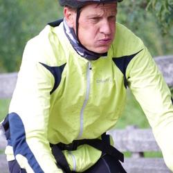 Cycling 45 km - Thomas Qvick (6097)