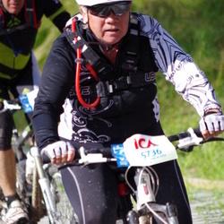 Cycling 45 km - Marianne Billme-Furulind (5736)