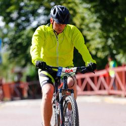 Cycling 45 km - Magnus Gustafsson (4243)