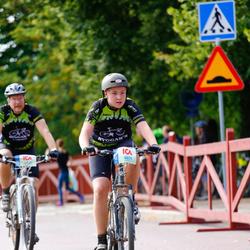 Cycling 45 km - Carl Witt (6476)