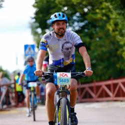 Cycling 45 km - Niklas Bergström (5603)