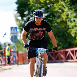 Cycling 45 km - Fredrik Hammarström (5886)