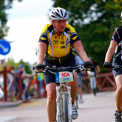 Cycling 45 km - Carina Bergman (5465)